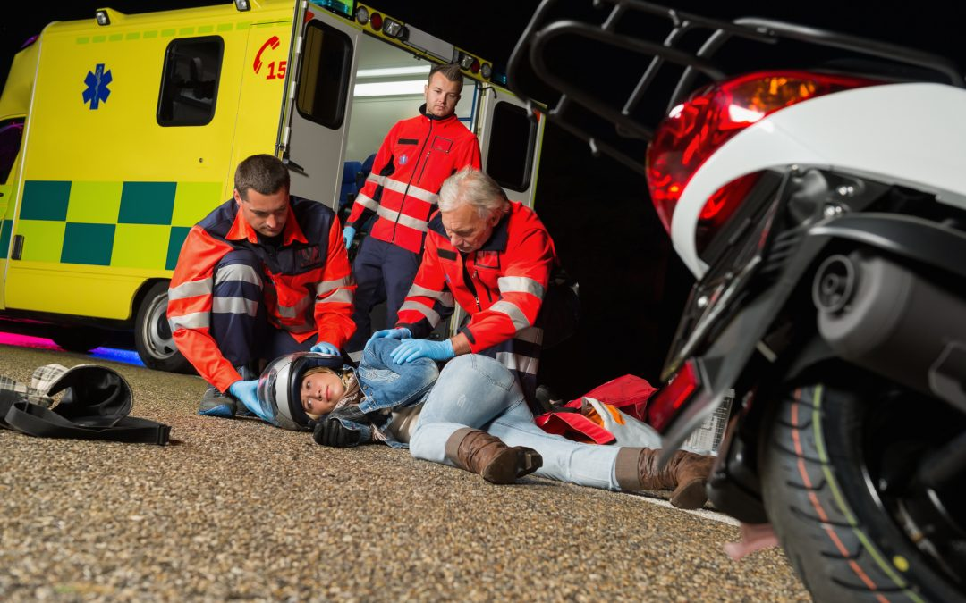Most Common Motorcycle Injuries That Result from a Crash