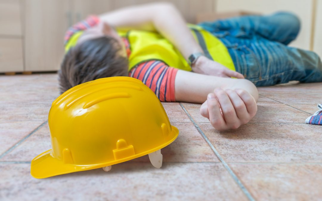Watch Out! 4 Most Common Accidents at Work